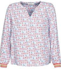 blouse cream sahara