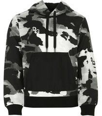 dolce & gabbana hoodie sweatshirt