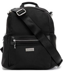 mochila  negro  gacel