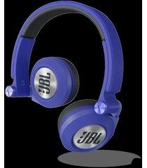 audífonos jbl synchros e30, diadema azul