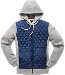 chaqueta method hybrid azul marino alpinestars