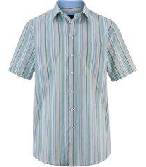overhemd babista groen::blauw
