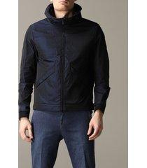 hogan jacket hogan nylon jacket with hood