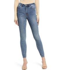 ksubi high waist super skinny jeans, size 25 in denim at nordstrom