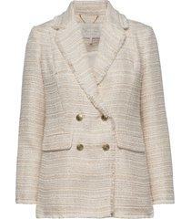 peyton ivory jacket blazer colbert beige notes du nord