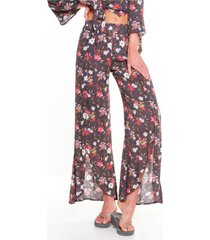 pantalon mujer negro maui and sons