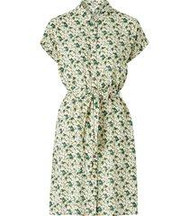 skjortklänning objebbie s/s shirt dress 109