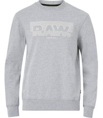 sweatshirt raw block raster r sw l/s