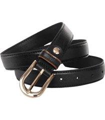 cinturón 623 negro bosi