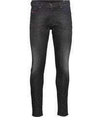 d-luster l.30 trousers slim jeans zwart diesel men