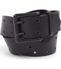levi's men's black belt