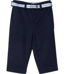 ralph lauren blue trousers
