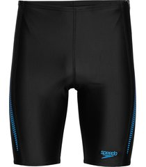 speedo alov panel jammer swimwear briefs & speedos svart speedo