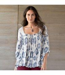 zoe blouse