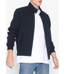 selected homme slhharrington jacket b jackor mörk blå