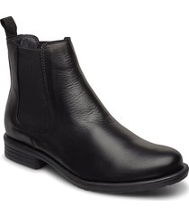 biadanelle chelsea boot shoes chelsea boots svart bianco