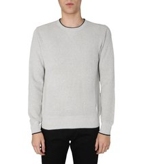 belstaff cotton crew neck sweater