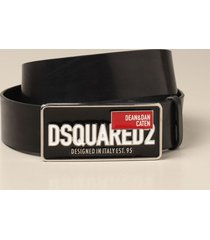 dsquared2 belt dsquared2 leather belt with big buckle