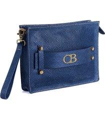 bolso azul indigo colombian bags snake laura sobre