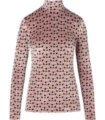 turtleneck blouse