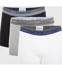 boxer cotton stretch limited edition 3pk multicolor calvin klein