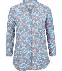 camicetta sostenibile in lenzing™ ecovero™ (blu) - bpc bonprix collection
