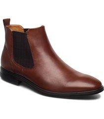 melbourne shoes chelsea boots brun ecco