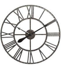 zegar metalowy sencillo