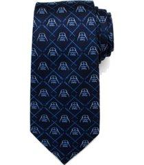 star wars darth vader lightsaber men's tie