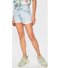 pepe jeans - szorty mable short