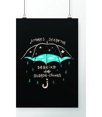 poster amores secretos