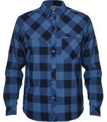 camisa ml geo azul marino lippi