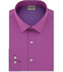 kenneth cole reaction men's slim-fit all-day flex dress shirt