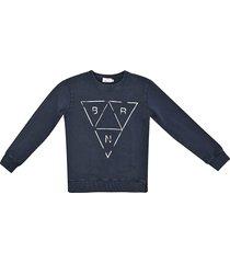 berna logo sweatshirt