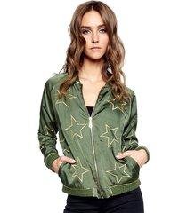 paris bomber jacket - m military