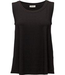 elisa t-shirts & tops sleeveless svart masai