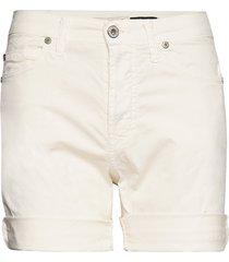 girlfriend shorts cotton shorts flowy shorts/casual shorts creme please jeans