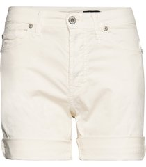 girlfriend shorts cotton shorts flowy shorts/casual shorts creme please jeans