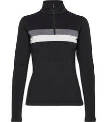 lexie w sweat sweat-shirt trui zwart 8848 altitude