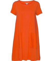 dresses knitted dresses everyday dresses orange esprit casual