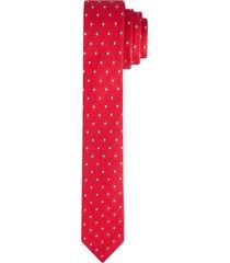 corbata pala ancha en poliéster con textura para hombre 03668