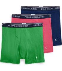 polo ralph lauren men's 3-pk. boxer briefs