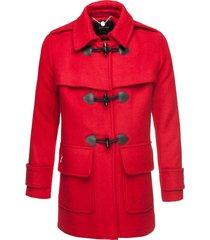 abrigo rojo perramus lomm