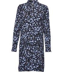loganiw short dress kort klänning blå inwear
