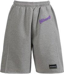 sweet logo sweat shorts