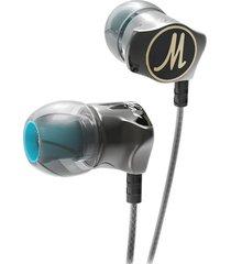 audifonos qkz dm7 aislamiento ruido hd hifi con microfono