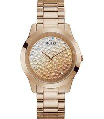 reloj guess mujer crush/gw0020l3 - oro rosa