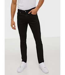 j lindeberg damien black stretch-black str jeans black
