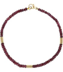 bony levy el mar ruby beaded bracelet, size 7 at nordstrom