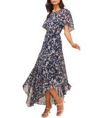 women's astr the label floral print dress